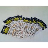 Lote De 12 Stickers Huracán - Entrega Gratis Pque. Patricios