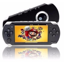 Video Game Portátil C 10mil Jogos Player Mp3 Mp4 Mp5 Ps Pmp