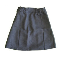 Pollera-pantalón (mod. 2 Tablas) Azzurra - Talles De Adulto