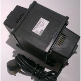 Autotransformador Reductor De 220v A 110v - 2000w