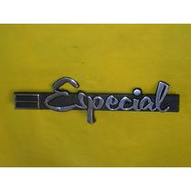 Emblema Especial Original Opala 69 A 74 Paralamas Dianteiro