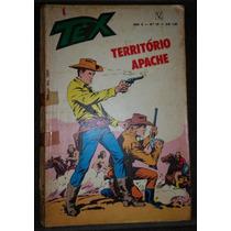Gibi Tex Ano 2 Nº 16 Editora Vecchi 1972 Primeira Edição
