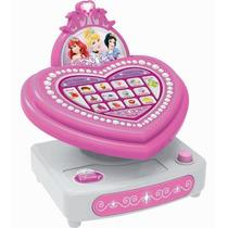 Smart Caixa Registradora Princesas Disney Menina Cinderela