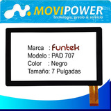 Tactil Para Tablet Funtek 7 Precios Especiales Comerciantes!