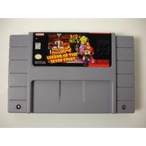 Super Mario Rpg - Snes