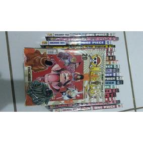 Mangá One Piece Vários Volumes