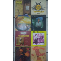 8 Lps Country Music Nashville Don Willoiams Outros