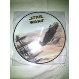 Star Wars The Force Awakens. Disco Vinil