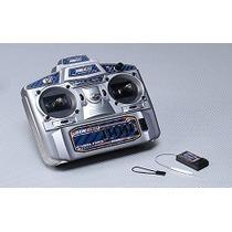 Rádio Hobbyking Hk6s 2.4ghz Fhss 6ch Tx & Rx (mode 2)