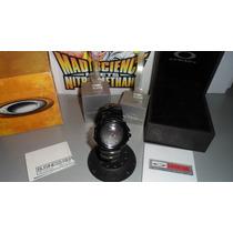 Reloj Oakley Blade Stealth Black Nuevo Con Etiquetas Y Caja