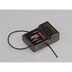 Receptor Rx Turnigy Xr7000 Para Radio 4x Ou 6x - 7 Canais