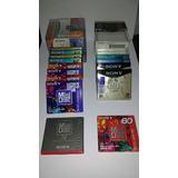 Minidisc Sony Discos Md Coleccion (sellados)