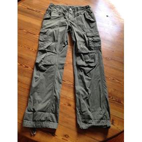 Abercrombie Pantalones Cargo