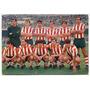 Postal Equipo De Futbol Atletico Bilbao Liga De España 1970