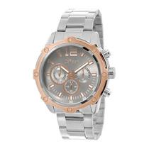 Relógio Masculino Condor Civic Covd54ad/3c - Prata / Cinza
