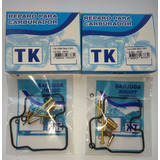 Reparo Carburador Cb500 1998 A 2003 Toork Tk (02 Kits) Cb500