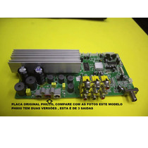 Placa Principal Som Philco Ph800 Dm1001_2 Orig Novas