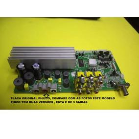 Placa Principal Som Philco Ph800 Dm1001_2 Orig Novas