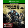 °° Gears Of War 4 Ultimate Edition Xbox One Español Bnkshop