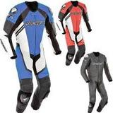 Traje De Piel Joe Rocket Speedmaster 6.0 Motociclismo