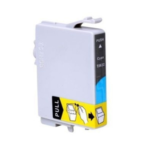Cartucho Compatível T0632 Stylus Stylus C67/c87/cx3700