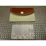 Pendrive Edicion Limitada De Google Con Estuche