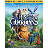 Blu-ray Rise Of The Guardians / Bluray + Dvd