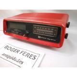 Antigo Radio Relogio Hitachi Digi Brite