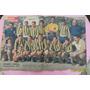 Antigua Lámina Central Mundo Deportivo Rosario Central 1956