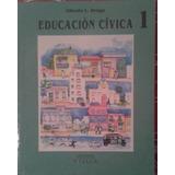 Educación Cívica 1- Alfredo L.drago- Editorial Stella-libros