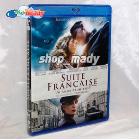 Suite Francaise / Un Amor Prohibido Blu-ray Multiregion
