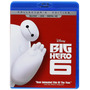 Big Hero 6 (blu-ray + Dvd + Digital Hd) Oferta!!
