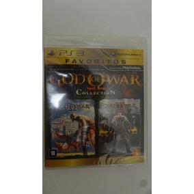 God Of War Collection Para Ps3 Novo E Lacrado