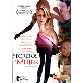Dvd Secretos De Mujer (the Private Lives Of Pippa Lee) 2009
