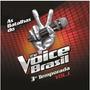 Cd As Batalhas Do The Voice Brasil 3 Temporada Vol 1