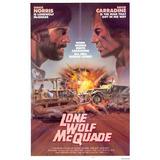 Dvd Mcquade O Lobo Solitário Dublado Com Chuck Norris