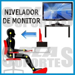 Tarima Nivelador Elevador Monitor Tv Base 35x25 Alto 10 Cms.