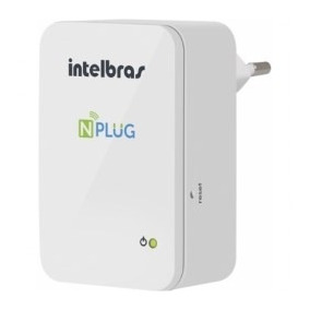 Roteador E Repetidor Intelbras Nplug Wireless
