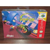 Extreme G Nintendo 64 Nintendo Nuevo Y Sellado