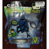Ben 10 Bigchill Llaveros Alien Force Omnitrix Original !!!!!
