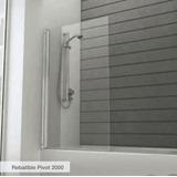 Glassic 2000/11 Mampara Rebatible Pivot 85x141 Incoloro 6mm
