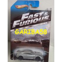 Hot Wheels 2009 Nissan Gt-r 2013 Fast & Furious Gariba58