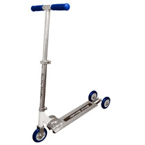 Patinete Lotus Baby C/ Tres Rodas 0026az Aluminio - Azul