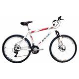 Bicicleta Gts M1 Advancend Aro 26 21v Aluminio Freio A Disco