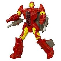 Juguete Marvel Transformers Crossover - Avión De Combate A