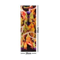 Dragon Ball Super Poster Largo Plastificado Golden Freezer