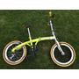 Bicicleta Plegable Rodada 20 Cuadro Gospel