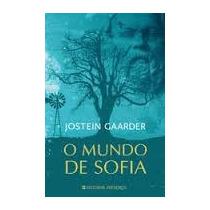 O Mundo De Sofia Livro Jostein Gaarder - E-book Em Pdf
