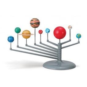 Brinquedo Científico - Réplica Sistema Solar - Planetário
