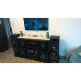 Mueble Para Home Theater Muteki, Play 3, Play 4, Lcd!!!